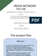 Project Report Bangalore Ankush Gulati