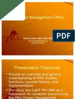 PMO Presentation Color Final