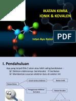 Kimia dasar -3