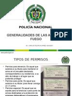 GENERLIDADES DE LAS ARMAS DE FUEGO.pptx