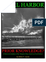 Pearl Harbor Prior Knowledge