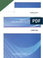 WCDMA Radio Principles