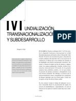 Vidal - Mundialización,Transnacionalizacion y Subdesarrollo.pdf