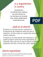 aborto ronald ramos