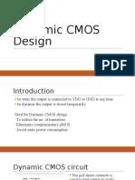 Dynamic CMOS Design.ppt