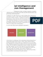 Artificial Intelligence and Decision Management.docx