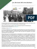 Die_Kampfhandlungen_Wie_Israel_1967_sein