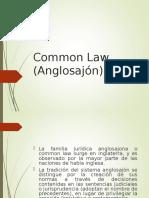 SISTEMA COMMON LAW