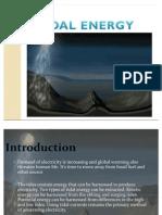 Tidel Energy (080807D)