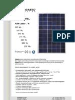 Module Solare Algatec