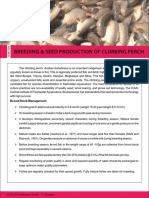 BREEDING AND SEED PRODUCTION OF CLIMBING PERCH_0