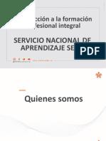 Sena, nodos adscritos al centro de comercio y servicios atlántico
