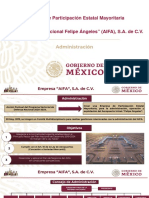 3. CPM Sedena Empresa AIFA, 19mar20