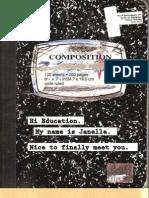 How I met education