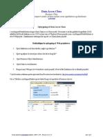 Business Object Class i Visual Studio med ADO.NET