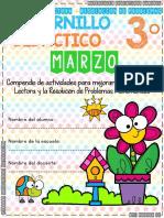 3° Cuadernillo Didáctico  Marzo 2020 p1