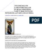 ASPEK AKUNTANSI DALAM PERATURAN MENTERI DALAM NEGERI REPUBLIK INDONESIA NOMOR 20 TAHUN 2018 TENTANG PENGELOLAAN KEUANGAN DESA.docx
