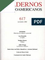 cuadernos hisp - Fernandez Romero