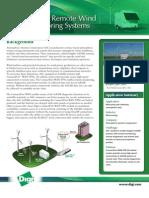Digi Wind Monitoring