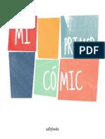 Mi Primer Comic Sallybooks