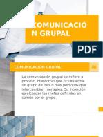 comunicacion grupal