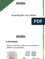 Apresentação-das imperfeições dos sólido cristalino.pdf