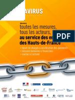 Brochure numérique covid-19 aides entreprises