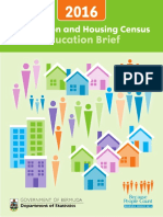 2016 Population and Housing Census Education Brief