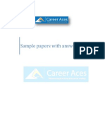 Sample Papers_Career Aces