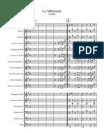 La Millonaria - score and parts (1).pdf