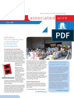 Associated Wire - News & Updates from Associated Terminals Winter, 2006 'Camp Katrina'