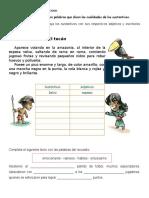 ACTIVIDADES DE REPASO PARA VACACIONES
