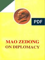 Mao OnDiplomacy-1998.pdf