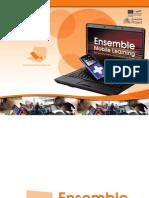 2010 - Mobile learning per promuovere l'inclusione sociale (Progetto Ensemble)
