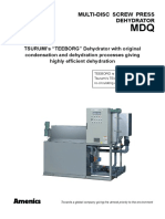 Deshidratador Serie MDQ