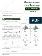 Isomeria espacial ou estereoisomeria 2