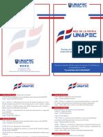 Programa mes de la patria 2020