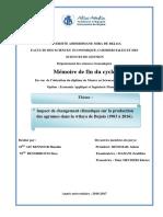 Impact de changement climatique sur la production des agrumes dans la wilaya de Bejaia (1983 à 2016).pdf