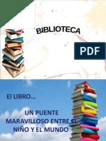 Capacitación Biblioteca