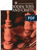 The Art of Woodworking Vol 18 - Wooden Toys and Crafts