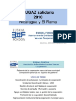 Gugaz Solidario - Euskal Fondoa