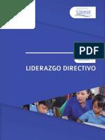 Modulo 1 LIDERAZGO DIRECTIVO