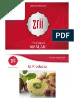 Presentación de AMALAKI