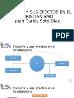 FILOSOFIA Y SUS EFECTOS EN EL  CRISTIANISMO