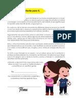 Actividades para trabajar en casa Cuadernillo de Fisica Paginas. 23 a la 40