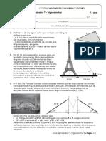 FT 97 - Trigonometria