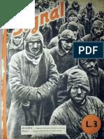 Signal / 1942/01/1 / Ersatz ....Gefangene Bolschewisten der letzten Wochen
