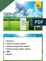 LionRock Telecom Energy190521