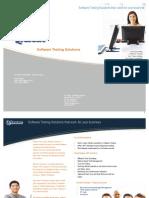 QAZone - Company Brochure