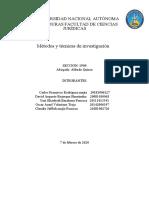 UNIVERSIDAD NACIONAL AUTÓNOMA DE HONDURAS FACULTAD DE CIENCIAS JURÍDICAS (1)